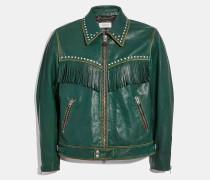 Jacke im Western-Stil