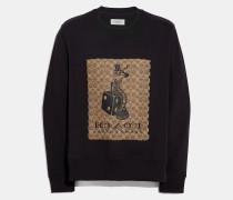 Charakteristische Viper Room Sweatshirt