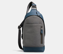 Manhattan Sling Pack in Colourblock