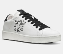 X Keith Haring C101 Lowtop-Sneaker