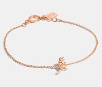 Feines Rexy-Armband mit 18-Karat-Goldlegierung