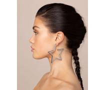 Stelline Earrings In Silver