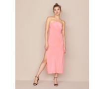 Caprio Slip In Pink Silk