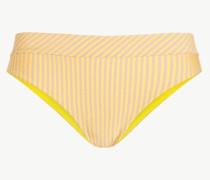 Bikinihose Mit Streifen