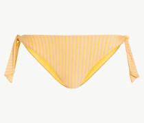 Bikinitanga Mit Streifen Und Schleifen