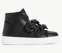 Twinset Sneaker Mit Blumen