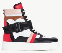 Twinset Sneaker mit Colour-Blocking