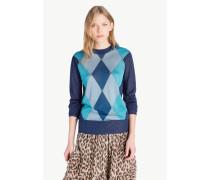Pullover Aus Lurex