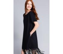 Kleid aus Envers-Satin