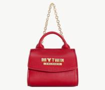 Twinset Minitasche mit Charm
