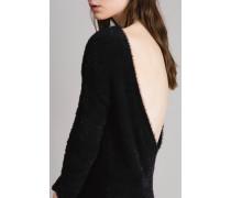 Pullover mit Shaggy-Stich