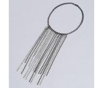 Halskette mit Strass-Steinen