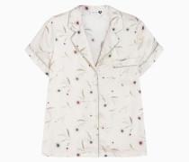 Kurzer Pyjama Mit Print