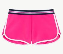 Shorts aus Scuba