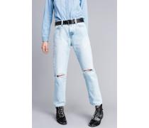 Jeans aus Denim im 80Er-Jahre-Stil