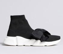 Sneakers mit Makroschleife