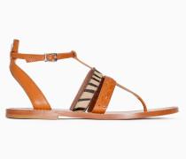 Twinset Sandale mit Zehentrenner