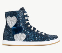 Twinset Sneaker Mit Glitter