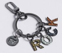 Schlüsselanhänger Mit Charms