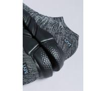 Slip-On-Sneaker aus Strickstoff