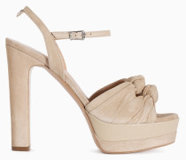 Twinset Sandalette mit Knoten