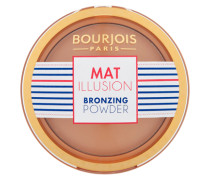 Matt Illusion Bronzing Powder 15g