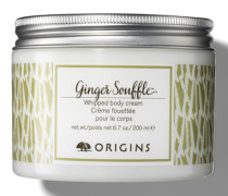 Ginger Souffle Whipped Body Cream 200ml