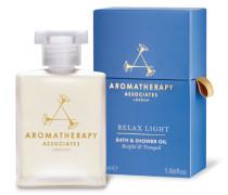 Light Relax Bath & Shower Oil 55ml