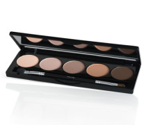 Eye Shadow Palette - Matte Chocolates 7.5g