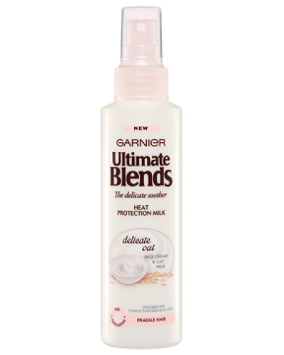 Ultimate Blends Delicate Smoother Heat Protect Milk 150ml