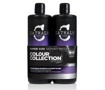 Fashionista Violet Tween Shampoo & Conditioner Duo 2x750ml