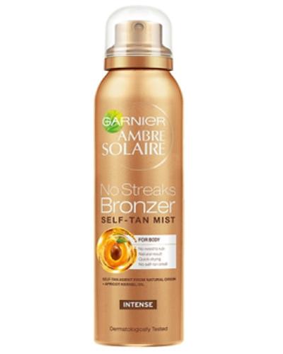Ambre Solaire No Streaks Bronzer Dry Body Mist - Original Intense 150ml