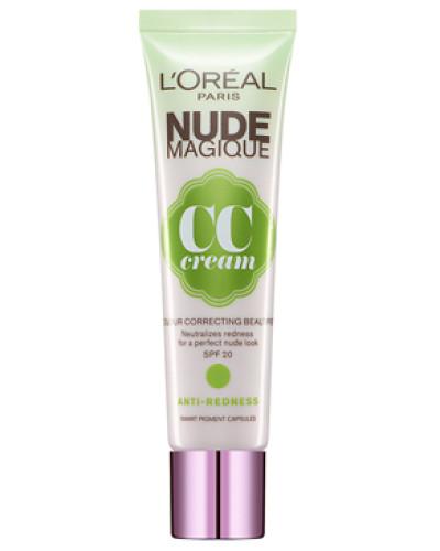 Nude Magique CC Cream Anti-Redness SPF20 30ml