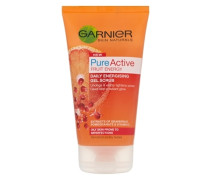 Skin Naturals Pure Active Fruit Energy Daily Energising Gel Scrub - Oily Skin 150ml