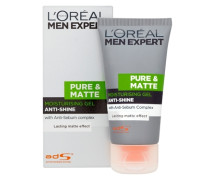 Men Expert Pure & Matte Anti-Shine Moisturising Gel 50ml