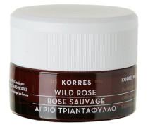 Wild Rose 24-Hour Moisturising & Brightening Cream - Oily to Combination Skin 40ml