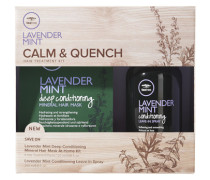 Lavender Mint Calm & Quench Kit - Limited Edition