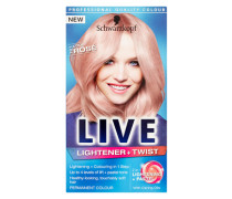 LIVE Colour Lightener + Twist