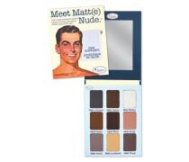 Meet Matt(e) Nude - Nude Matte Eyeshadow Palette 25.5g