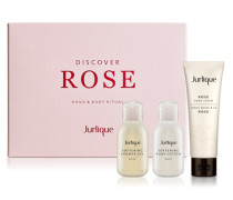 Rose Body Care Discovery Set