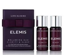 Life Elixirs : Wellbeing Duo Clarity and Sleep 2 x 10ml