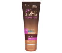 Sunshimmer Water Resistant Instant Tan - Dark Matte 125ml