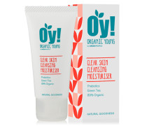 Oy! Organic Young Cleanse & Moisturise 50ml