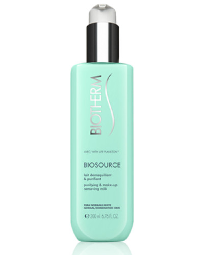 Biosource Cleansing Milk Normal to Combination Skin 200ml