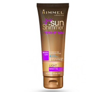 Sunshimmer Instant Tan Matte Water Resistant 125ml