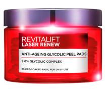 Revitalift Laser Renew Anti Ageing Glycolic Peel Pads x 25