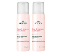Micellar Foam Cleanser With Rose Petals Duo