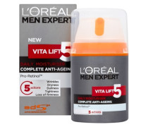 Men Expert Vita Lift 5 Daily Moisturiser 50ml