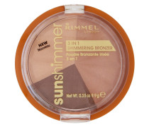 Sunshimmer 3 in 1 Shimmering Bronzing Powder 9.9g