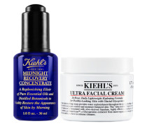 Ultra Facial Cream & Midnight Recovery Bundle